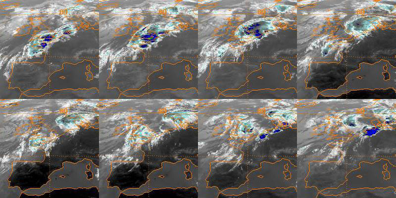 Meteosat: Referendum Day